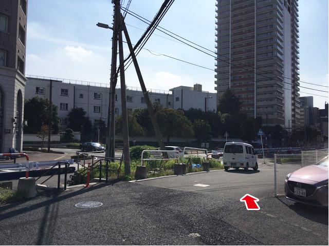 浦和駅よりお越しの方へ8